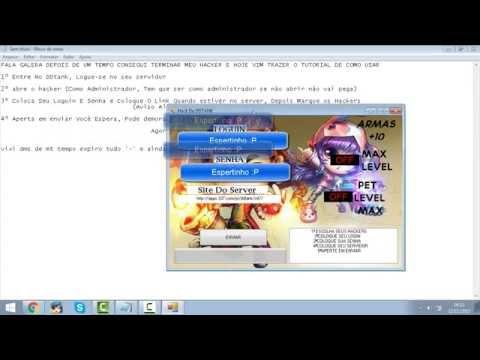 Hack Para DDtank Armas +10
