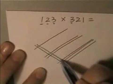 How do japanese multiply??
