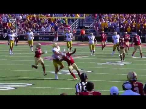 Kamrin Moore Boston College Highlight Touch Tape