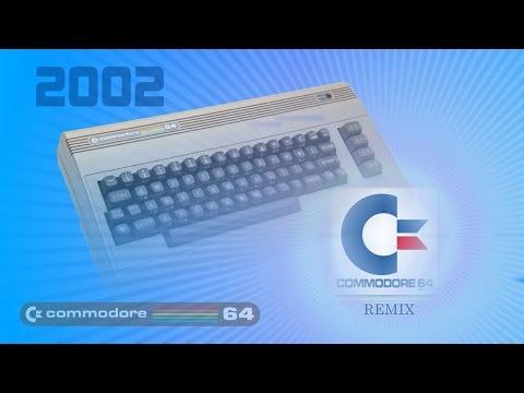 Commodore 64 Remix - Best of Remix64 charts 2002