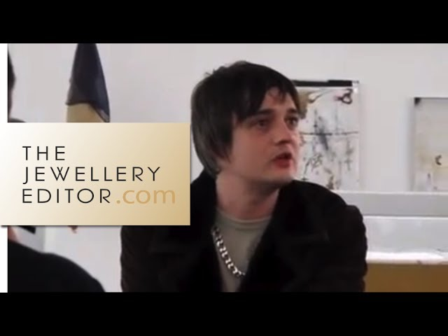 Musician Pete Doherty's musings on Albion Trinkery jewellery