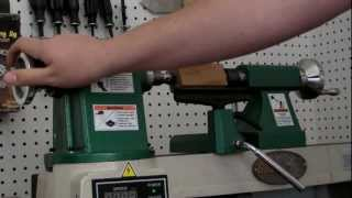 How To Set Up A Mini-lathe (part 1 Of 8)