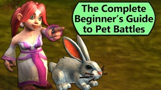 Pet Battling for Beginners - Ultimate Newbie Guide to Battle Pets
