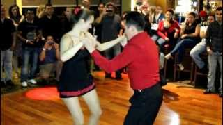 2013 Live Performance By Salsa Elegante 805 Salsa Dance Team, Live at Noypitz Glendale!
