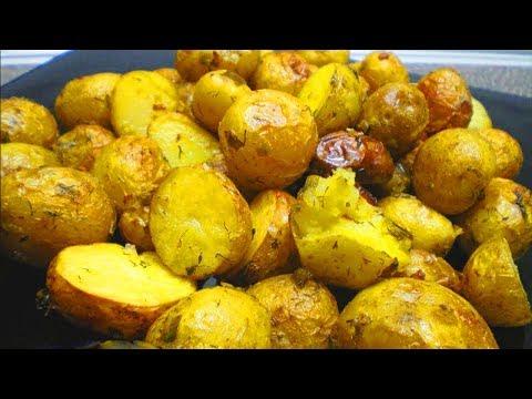 Ароматни картофи на фурна - как да си приготвим? (епизод 129)