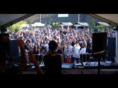 Dubfire - Live @ Piknic Electronik (Melbourne, Australia) FEB 29 2016