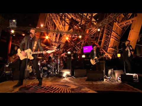 Johnny Hallyday - Live@Home - Tour Eiffel - Full Show