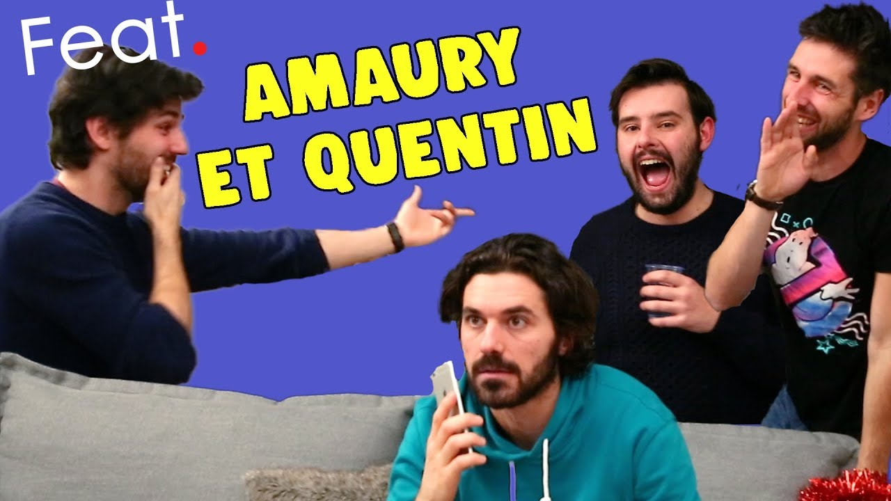 Je trolle AMAURY & QUENTIN - Feat. #9