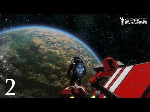 Space Engineers Multiplayer - E02 - Murder