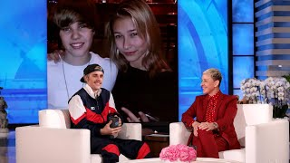 Justin Bieber Was Nervous to Commit to Now Wife Hailey Baldwin