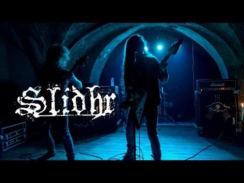Slidhr - Belief burned as incense (live Saint-Etienne - 7/09/2016)