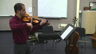 2015 – Violin 2 - Rondeau - SAUSD Intermediate Honor Orchestra
