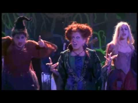 Bette Midler - I Put a Spell on You - Hocus Pocus