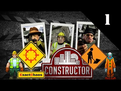 Constructor - Let's Play 1