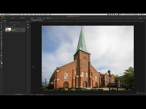 Perspective Correction in Photoshop|Adobe Photoshop Tutorial thumbnail