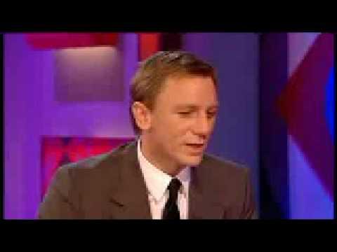 Daniel Craig on Jonathan Ross part 1