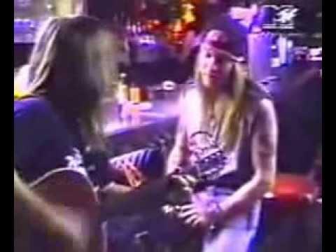 Guns N' Roses-Yesterday-Rare Version-Axl Rose