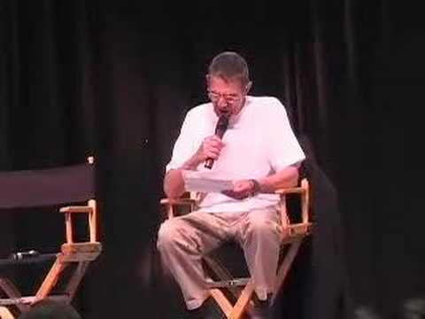 Leonard Nimoy at Star Trek Las Vegas 2007
