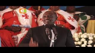 Uhuruto wakariri mshikamano wao serikalini