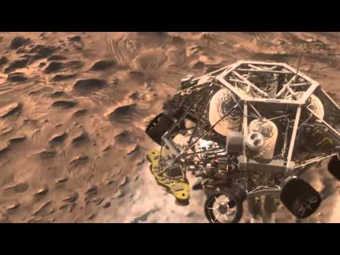 Kobie Boykins - Exploring the Red Planet