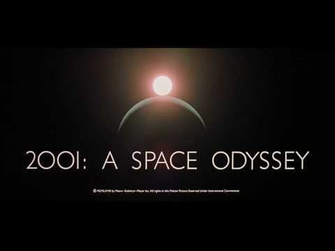 2001 A Space Odyssey Opening in 1080 HD