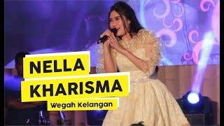 Hd Nella Kharisma Wegah Kelangan Live At Bpd Diy 2018 Youtube