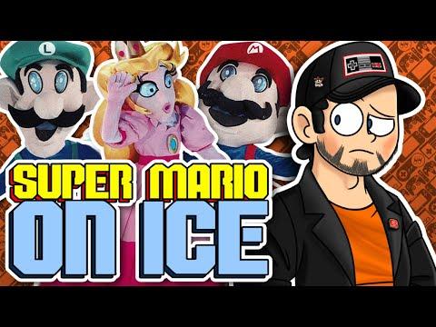 Super Mario Bros. ON ICE - Marc Lovallo