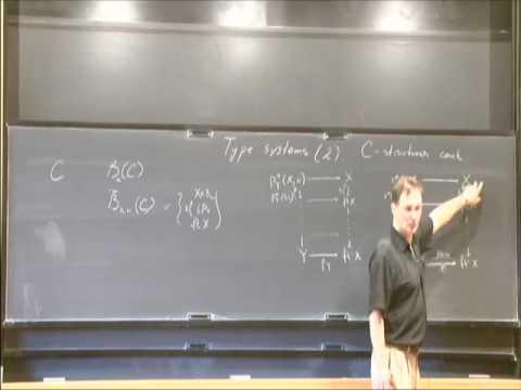 Type Systems - Vladimir Voevodsky
