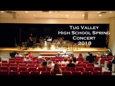 Tug Valley High School Spring Concert 2018 Full