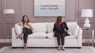 Sit in Style: the Laguna Sofa | Williams Sonoma Home