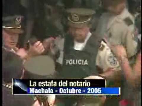 EL LEGENDARIO NOTARIO JOSÉ CABRERA