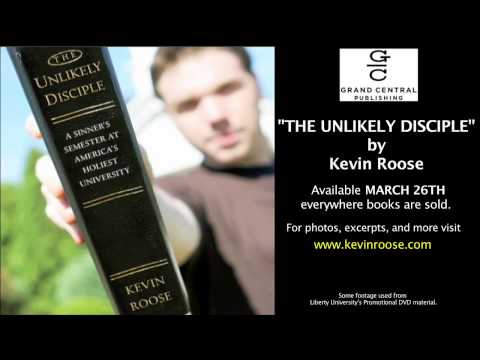 The Unlikely Disciple Book