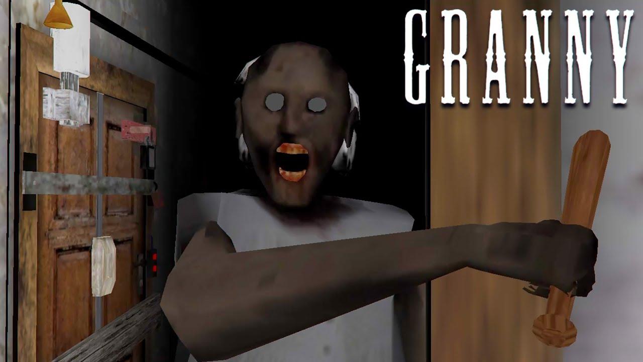 Granny Horror Game!!