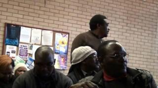 Zimbabwe Diaspora Focus Group - Manchester, 14 January 2012 - Q&A session 2