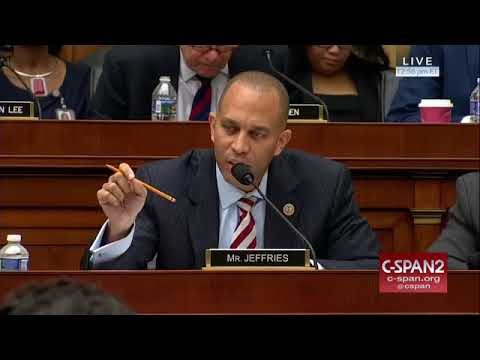 Jeffries questions Sessions
