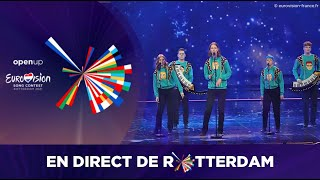 Daði og Gagnamagnið 🇮🇸 Iceland - 2nd Rehearsal Eurovision 2021 - 10 Years