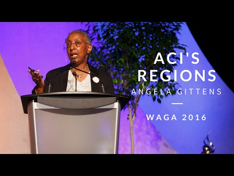 Airports Council International's Regions   2016 World Annual General Assembly