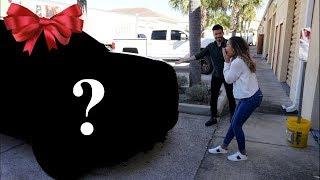 Surprising My Wife With Her Dream Car - Very Emotional!!