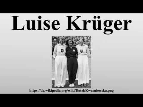 Luise Krüger