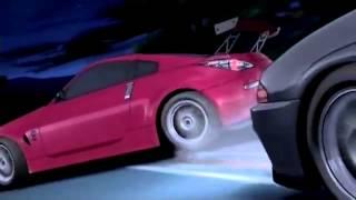 頭文字D Initial D Fifth Stage - ZERO vs 死神 FAIRLADY Z33 vs SKYLINE GTR-32 thumbnail