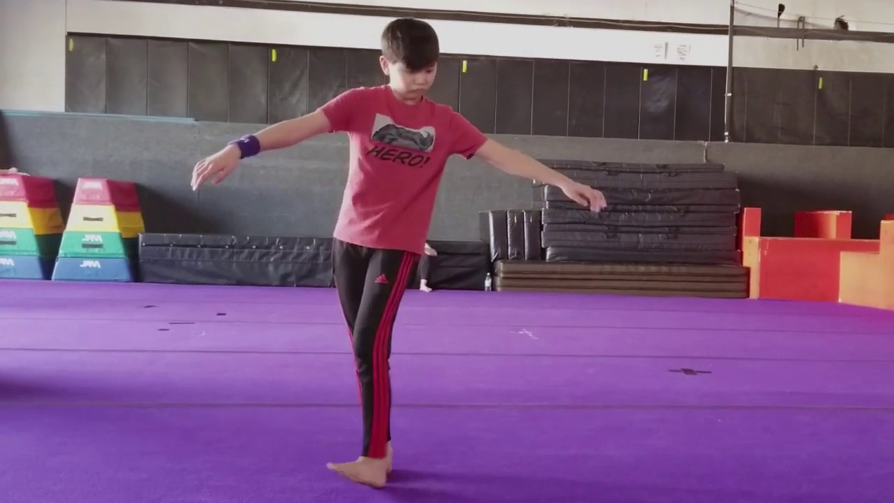 Andrew Kwong andrew kwong - tricking & dancing