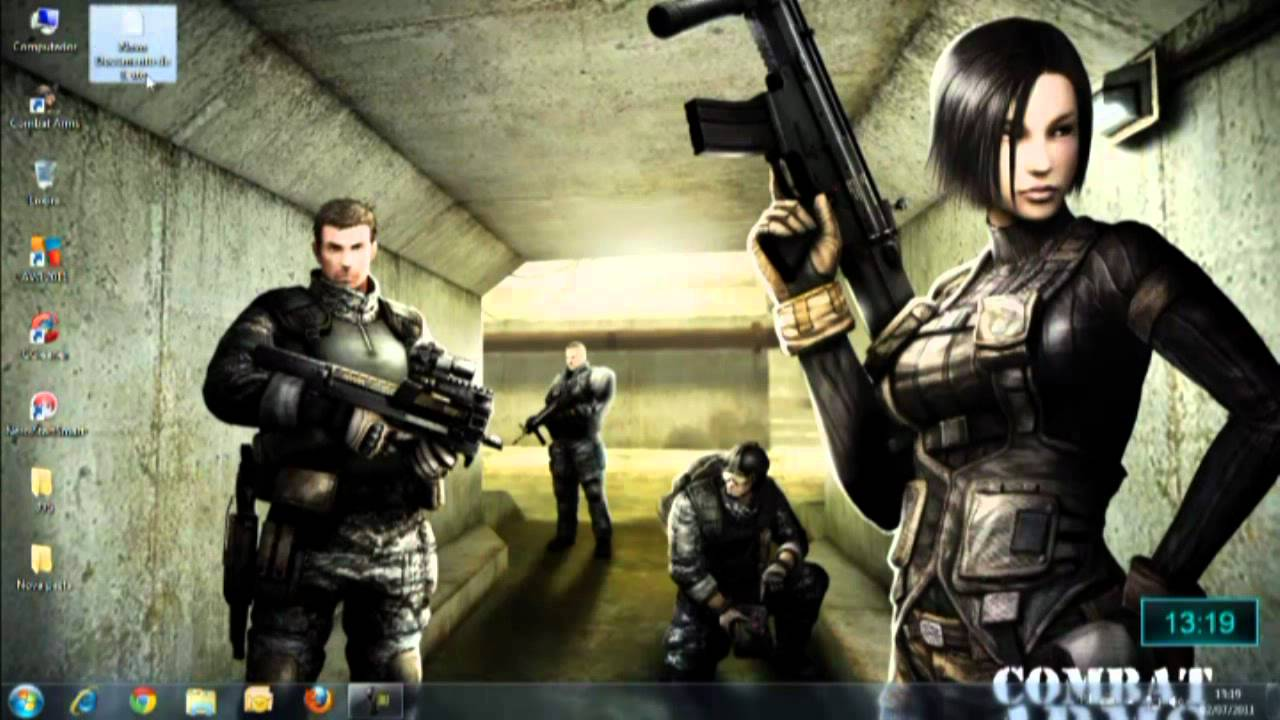 how to download combat arms on windows 7