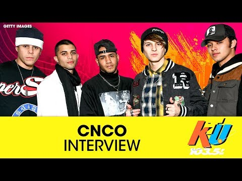 Lulu Y Lala - CNCO Reveals They Were 'Always Laughing' Hanging Out With Meghan Trainor