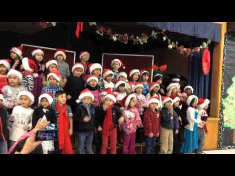 kindergarten christmas song part 1