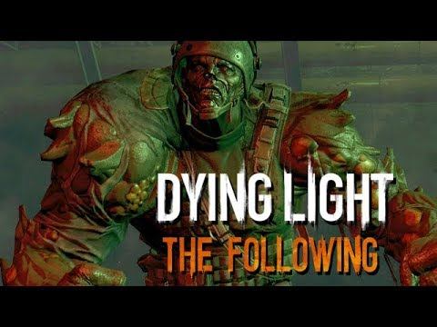 Dying Light The Following Gameplay German PC ULTRA - Starkstrom