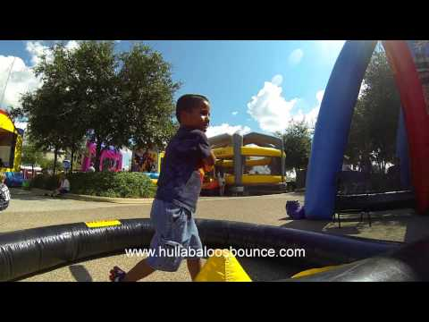 Hullabaloos Party Rentals TV Commercial