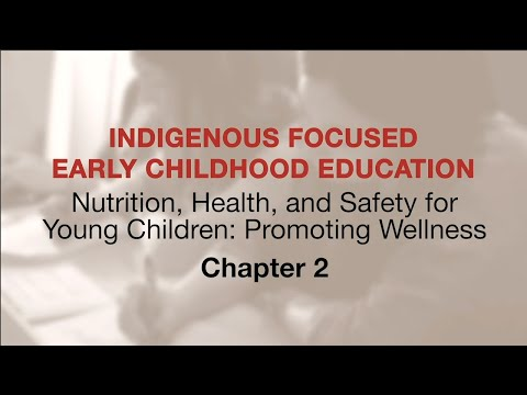 Indigenous Focused ECE - Nutrition, Health & Safety for Young Children: Ch 2