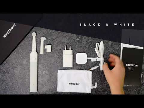 Bruzzoni - Unboxing the Wall Street Collection electric toothbrush