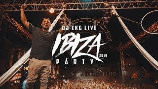 DJ EKG Live | Ibiza Party 2019 / Motel Kamenec