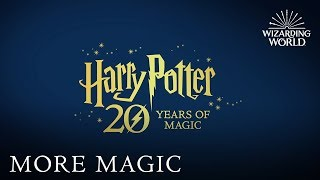 20 Years of Magic | Harry Potter